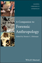A Companion to Forensic Anthropology (1405191236) cover image
