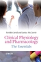 Clinical Physiology and Pharmacology: The Essentials (0470518537) cover image