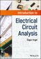 Introduction to Electrical Circuit Analysis (1119284937) cover image