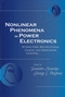 Nonlinear Phenomena in Power Electronics: Bifurcations, Chaos, Control, and Applications (0780353838) cover image