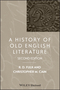 A History of Old English Literature, 2nd Edition (1118453239) cover image