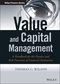Value and Capital Management: A Handbook for the Finance and Risk Functions of Financial Institutions (1118774639) cover image