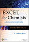 Excel for Chemists: A Comprehensive Guide, with CD-ROM, 3rd Edition (047038123X) cover image