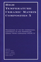 High Temperature Ceramic Matrix Composites 5 CD-ROM: Proceedings of the 5th International Conference on High Temperature Ceramic Matrix Composites (HTCMC 5) (157498263X) cover image