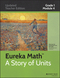 Eureka Math, A Story of Units: Grade 1, Module 4: Place Value, Comparison, Addition and Subtraction to 40 (1118811240) cover image