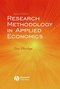 Research Methodology in Applied Economics, 2nd Edition (0813829941) cover image