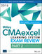 Wiley CMAexcel Learning System Exam Review 2016: Part 2, Financial Decision Making (1-year access) Set (1119135141) cover image