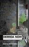 Derrida Now: Current Perspectives in Derrida Studies  (0745655742) cover image