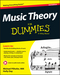Music Theory For Dummies, 3rd Edition (1118990943) cover image