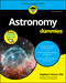 Astronomy For Dummies, 4th Edition (1119374243) cover image