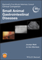 Blackwell's Five-Minute Veterinary Consult Clinical Companion: Small Animal Gastrointestinal Diseases (1119376343) cover image