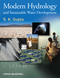 Modern Hydrology and Sustainable Water Development (1405171243) cover image