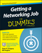 Getting a Networking Job For Dummies (1119015944) cover image
