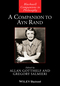 A Companion to Ayn Rand (1405186844) cover image