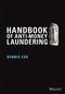 Handbook of Anti-Money Laundering (0470065745) cover image