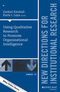 Using Qualitative Research to Promote Organizational Intelligence: New Directions for Institutional Research, Number 174 (1119474345) cover image