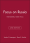 Focus on Russia, 2e with Audio CD Set (0470577746) cover image