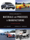DeGarmo's Materials and Processes in Manufacturing, 11th Edition (EHEP002049) cover image