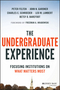 The Undergraduate Experience: Focusing Institutions on What Matters Most (111905074X) cover image