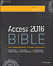 Access 2016 Bible (111908654X) cover image
