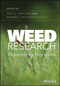 Weed Research: Expanding Horizons (111996914X) cover image