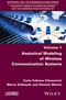 Analytical Modeling of Wireless Communication Systems (184821944X) cover image