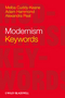 Modernism: Keywords (1405186550) cover image
