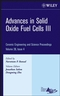 Advances in Solid Oxide Fuel Cells III, Volume 28, Issue 4 (0470196351) cover image
