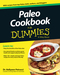 Paleo Cookbook For Dummies (1118611551) cover image