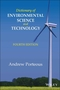 Dictionary of Environmental Science and Technology, 4th Edition (0470061952) cover image