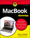 MacBook For Dummies, 7th Edition (1119417252) cover image