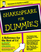 Shakespeare For Dummies (0764551353) cover image