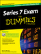 Series 7 Exam For Dummies, with Online Practice Tests, 3rd Edition (1119103754) cover image