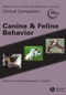 Blackwell's Five-Minute Veterinary Consult Clinical Companion: Canine and Feline Behavior (0781757355) cover image