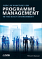 Code of Practice for Programme Management: In the Built Environment (1118717856) cover image