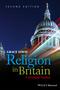 Religion in Britain: A Persistent Paradox (1405135956) cover image