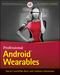 Professional Android Wearables (1118986857) cover image