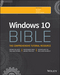 Windows 10 Bible (1119050057) cover image
