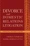 Divorce and Domestic Relations Litigation: Financial Adviser's Guide  (0471225258) cover image