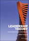 Leadership Theory: Cultivating Critical Perspectives (1118864158) cover image