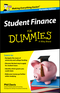 Student Finance For Dummies - UK, UK Edition (1119075858) cover image