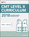 CMT Level II 2018: Theory and Analysis (1119474558) cover image