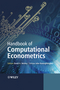 Handbook of Computational Econometrics (0470743859) cover image