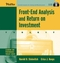 Front-End Analysis and Return on Investment Toolkit (0787965359) cover image