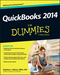 QuickBooks 2014 For Dummies (1118720059) cover image