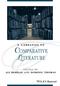A Companion to Comparative Literature (1118917359) cover image