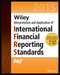 Wiley IFRS 2015: Interpretation and Application of International Financial Reporting Standards (111888955X) cover image
