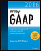 Wiley GAAP 2016 - Interpretation and Application of Generally Accepted Accounting Principles (1119106060) cover image