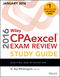 Wiley CPAexcel Exam Review 2016 Study Guide January: Auditing and Attestation (1119119960) cover image