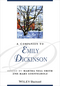 A Companion to Emily Dickinson (1118492161) cover image